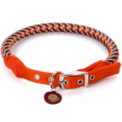 Zgarda comfort orange 15/44-53 cm