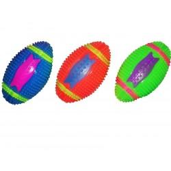 Jucarie minge dental cu led Ø 7,6 cm