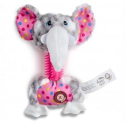 Jucarie elefant plus & tpr 23 cm